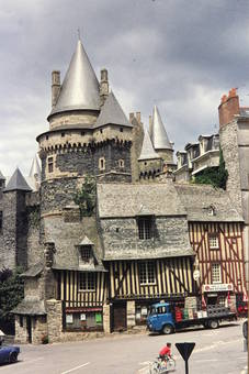 Burg Viré