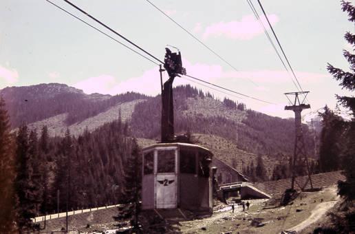 Gondel in Zakopane
