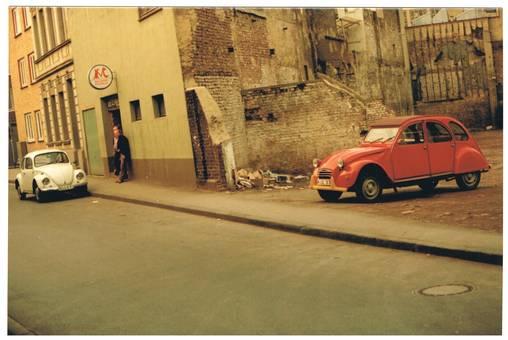 Malteserkeller in Aachen 1979