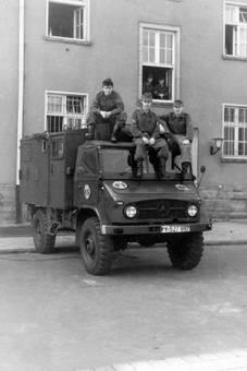 Militärwagen