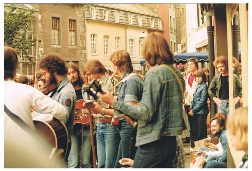 Flohmarkt Aachen 1978