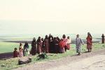 Frauen in Gewändern