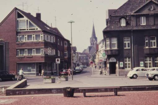 In Kempen am Niederrhein