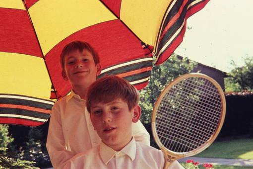 Auf zum Tennis
