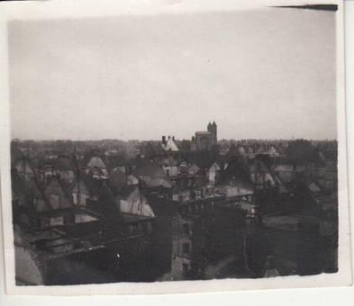 Werkhof GEW Köln 1943