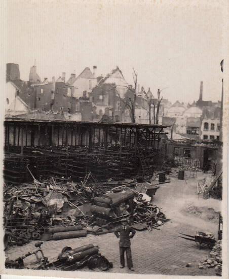 GEW Köln, köln, Kriegschäden, Rheinenergie, zweiter weltkrieg