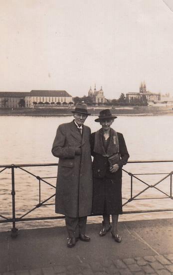 köln, Paar, Rhein, Rheinufer