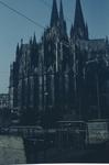 Kölner Dom von Gleis 1