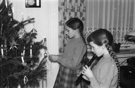 Flöte und Lametta