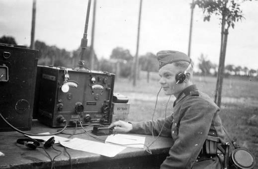 Mobile Funkstation