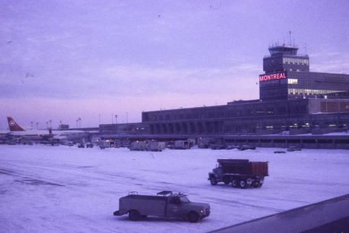 Montreal Flughafen