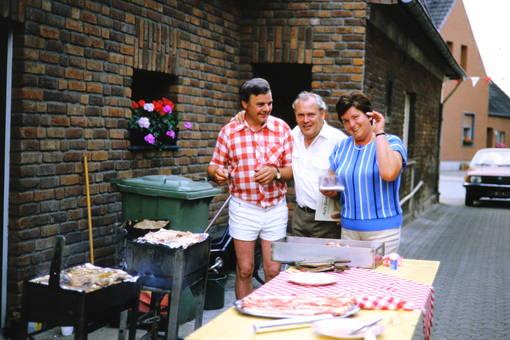 Die drei Grillmeister