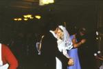 Tanzendes Ehepaar