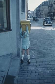 Ab in den Briefkasten