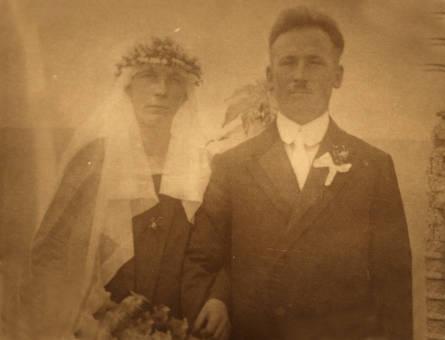 Hochzeit 1926