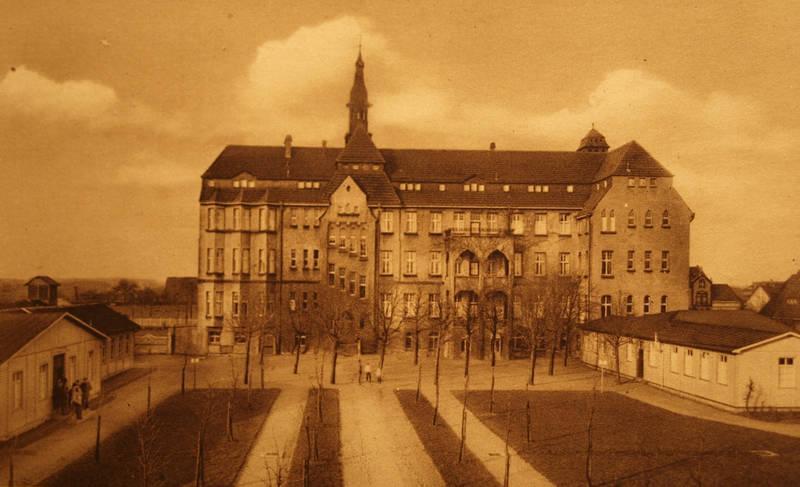 dinslaken, Katholisch, krankenhaus