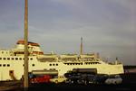 Parken und ab aufs Schiff