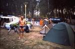 Camping am schwarzen Meer