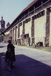 Stadtmauer von Rothenburg