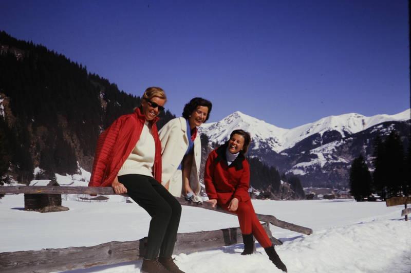 mode, schnee, Sonne, urlaub, winter
