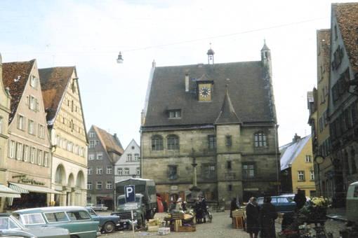 Markt in Weißenburg