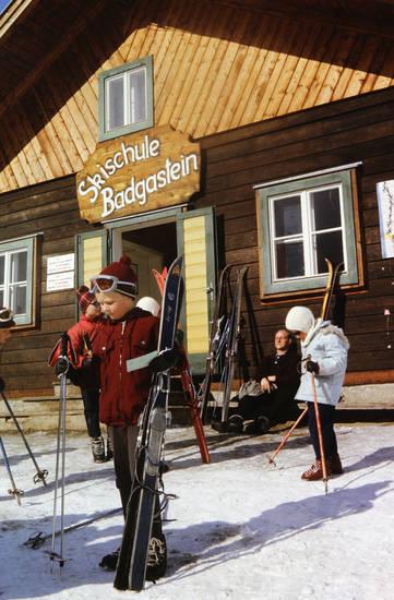 Österreich, piste, schnee, Ski, skier, Skischule, skischule badgastein, skistöcke, urlaub, winter