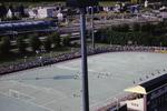 Fußballstadion als Miniatur