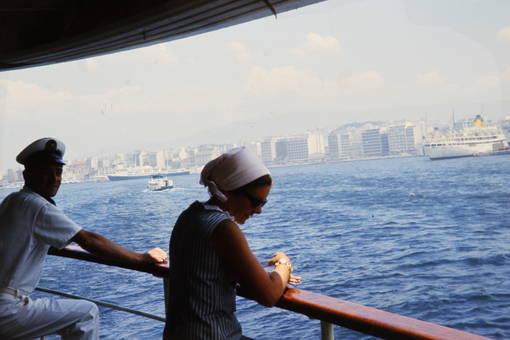 Schiffsreisende
