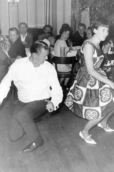 kleid, mode, Parkett, tanz, tanzen, Twist