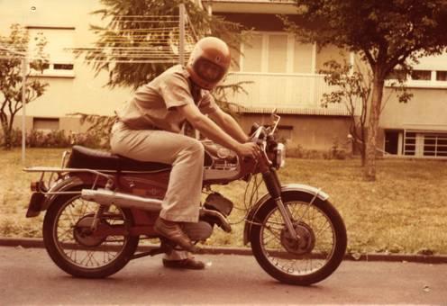 Moped Zündapp