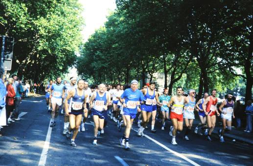 Marathon in Duisburg
