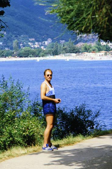 meer, sonnenbrille, sportkleidung, strand, urlaub, Urlaubsreise, weg