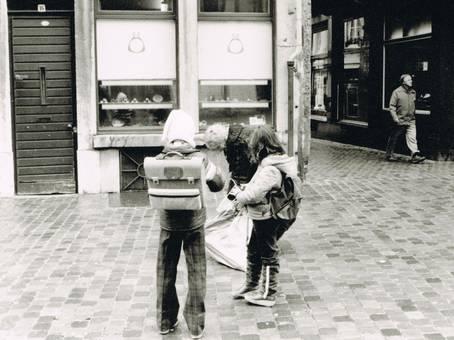 Aachen Münsterplatz 1981