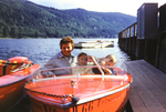Zusammen im Boot