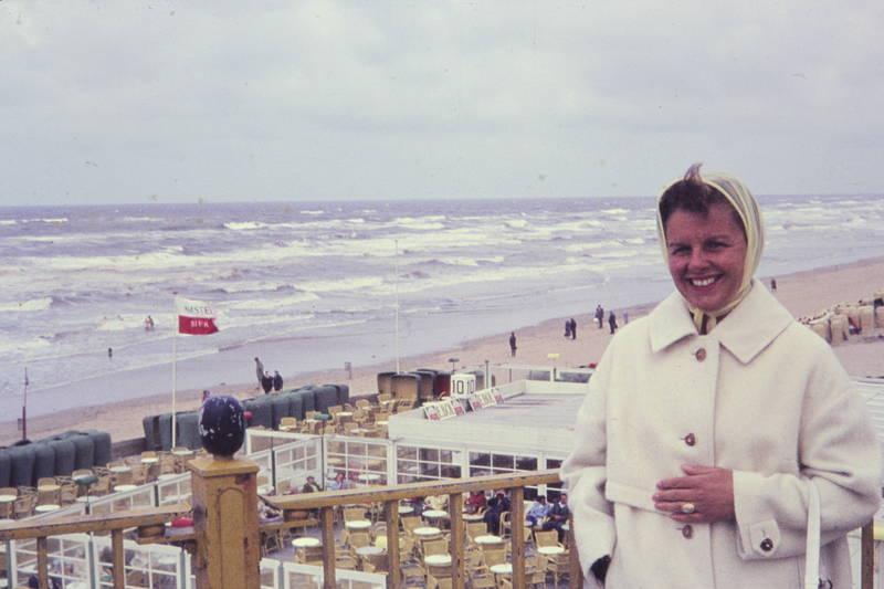 lokal, meer, Restaurand, strand, Wind