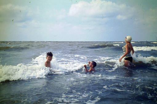 Wellenbaden