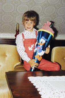 Donald-Duck-Schultüte