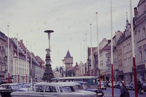 Ludwigsplatz in Straubing