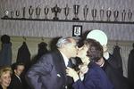 Ein Küsschen