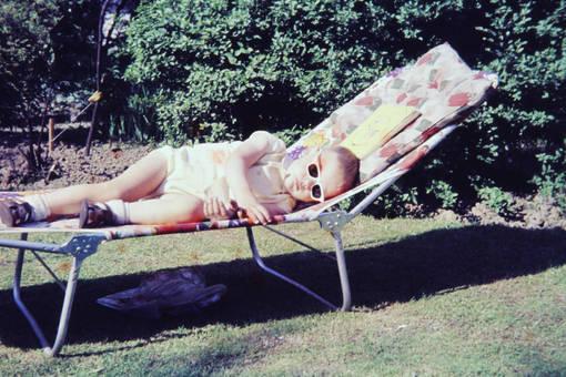 Pause in der Sonne