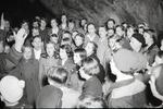 Musizieren in der Höhle