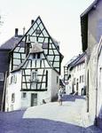 Schiefe Häuser
