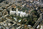 Canterbury von oben