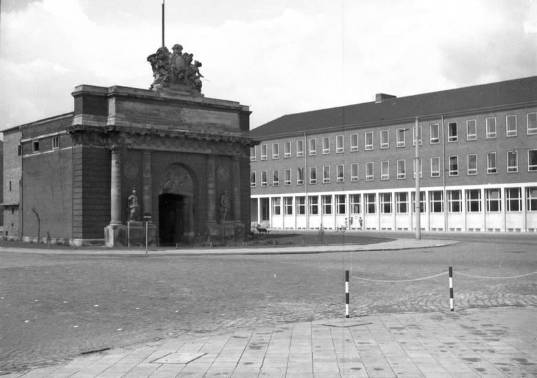 Festungsanlage, Zitadelle Wesel