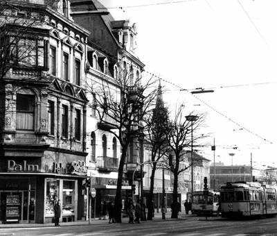 Bahnhofsvorplatz in Bonn
