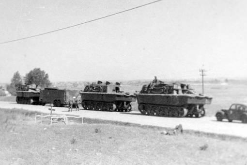 Panzerschlepper