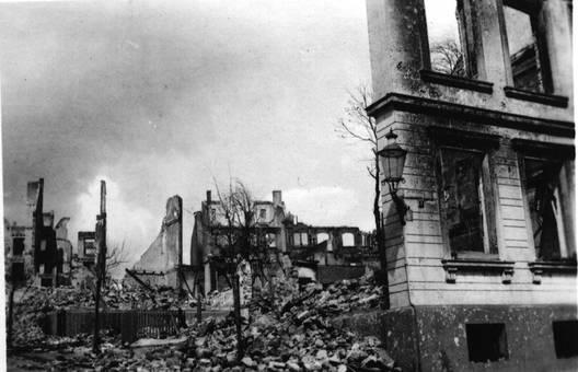 Remscheid Bombenangriff