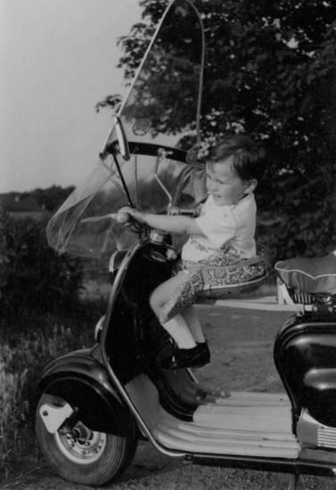 biker, KFZ, Kindheit, lambretta, Motorroller, Roller, Windschutzscheibe