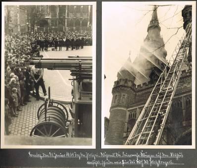 Aachen 1939 | Tag der Polizei