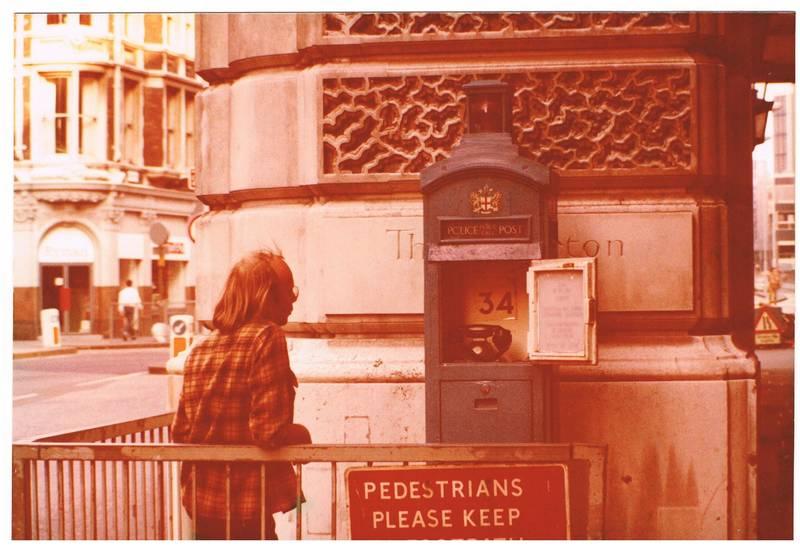 Briefkasten, england, london, please keep, polizeimelder, urlaub